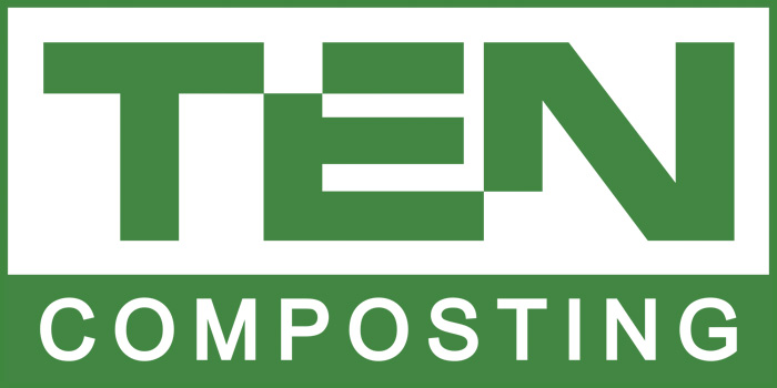 TEN composting logo
