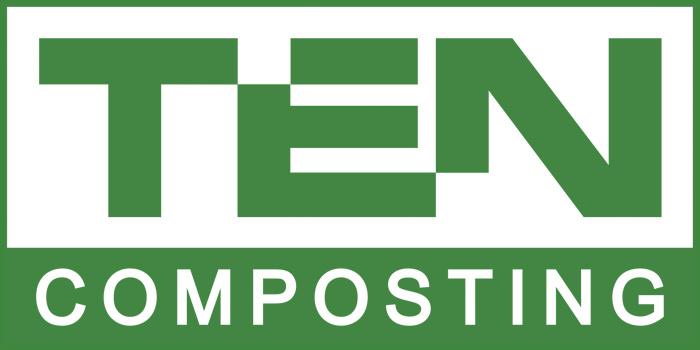 TEN composting logo